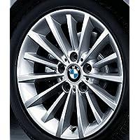 1 x BMW 8JX17-Ruota in lega a razze 284 anteriore (91 11 783 630)-6 - Multi Spoke Wheel