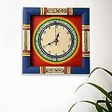 ExclusiveLane Warli Handpainted Clock 10...