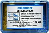 Weicon 10500100 - Kit de resina epoxi (100 g)