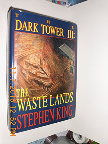 Book cover for The Waste Lands