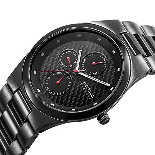 Bering Time Men's Slim Watch 32339-782 Ceramic