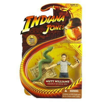 Hasbro -Figurine Indiana Jones - Mutt