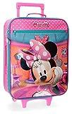 Minnie Smile Valigia per bambini, 55 cm, 25 liters, Rosa