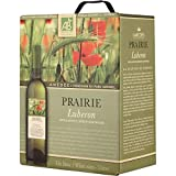 Vin blanc - BIB Prairie Lubéron - Vin blanc de la Vallée du Rhône Bio - AOC Luberon
