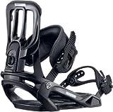 Salomon Snowboardbindung schwarz L