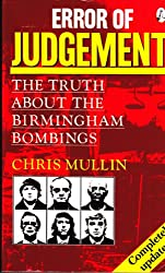 Error of Judgment: The Truth About the Birmingham Bombings