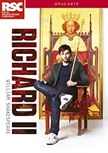Shakespeare: Richard II [DVD]
