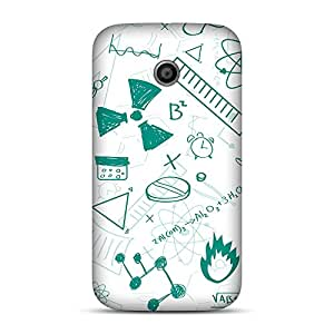 Mobile Back Cover For Motorola E (1st Generation) (Printed Designer Case)