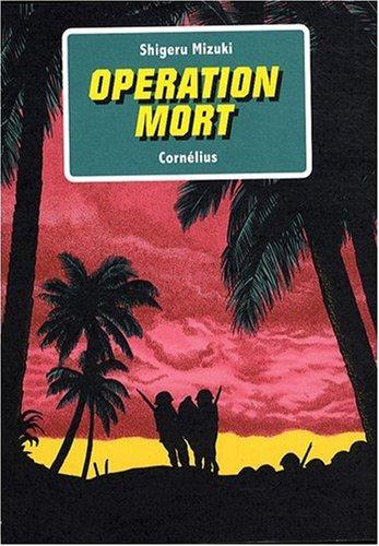 Opération mort Edition simple One-shot