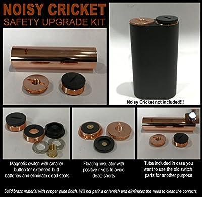 Fat Daddy Vapes - Noisy Cricket Upgrade Kit V2 von Fat Daddy Vapes