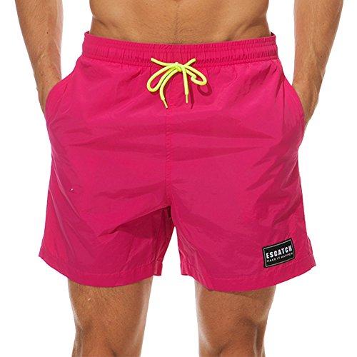 GITVIENAR Herren Schwimmshorts Herren shorts Badehose Top modell kurz badeshorts Männer kurz Hochelastisch,schnelltrocknend Hose fuer Sommer und Strand