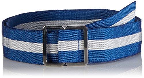 Bench Herren Gürtel D-Ring Webbing Belt Blau (Dark Blue BL025)