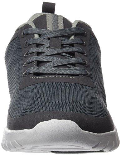 Suecos® Alma, Chaussures de sport mixte adulte Gris (Grey)