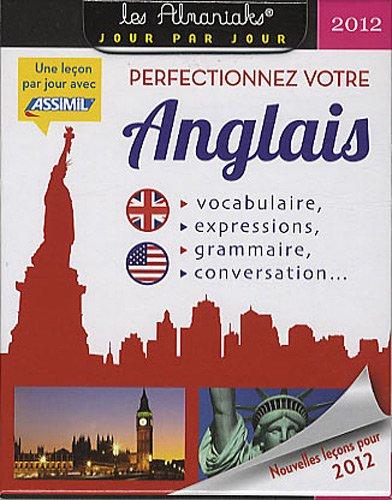 Perfectionnez votre anglais 2012