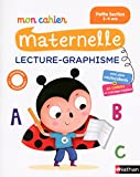 Mon Cahier Maternelle - Lecture Graphisme PS