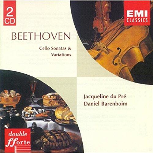 Cellosonaten und Variationen