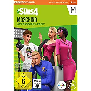 The Sims 4: Moschino Stuff Pack | Xbox One – Download Code