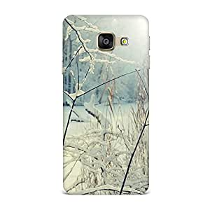 Qrioh Printed Designer Back Case Cover for Samsung A3 2016 -43M-MP3090