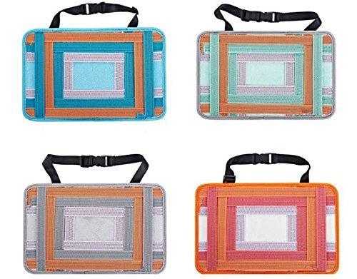 bemodst® Auto Multifunktionaler Sitz Rücken Wrap Case Cover Organizer System Kit Case Bag in Bag für elektronische Gadgets Reisetasche (Kit Travel Ipod)