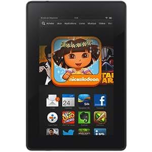 """Kindle Fire HD 7"""" (17 cm), écran HD, Wi-Fi, 16 Go - avec offres spéciales (Précédente Génération - 3ème)"""