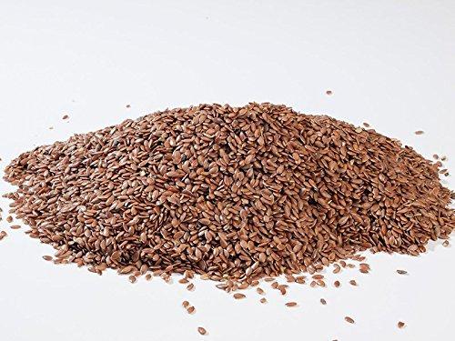 Semillas de lino marrón o linaza Usada en repostería y panadería Facilitan el transito instentinal