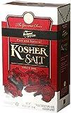 Kosher Salt - Diamond Crystal - Pure, Natural, No Additives 1.36kg