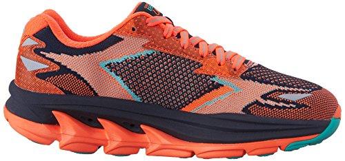 Skechers Go Run Ultra R - Road, Chaussures de Running Compétition femme Orange - Orange (Nvcl)