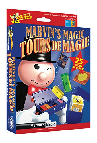 Marvin's Magic - 430230 - 25 Tours de Magie - N°3