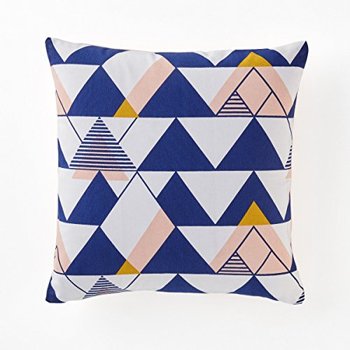 91e2529a7ba La Redoute Interieurs Pillowcase for Cushion Geometric Pattern