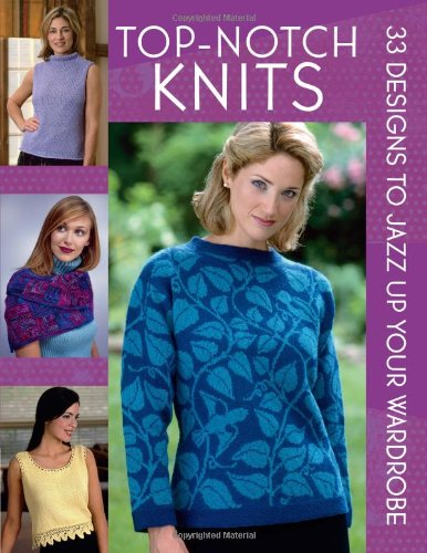 Top-Notch Knits: 33 Designs to Jazz Up Your Wardrobe (Knit Detail Top)