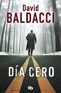 Día cero par David Baldacci