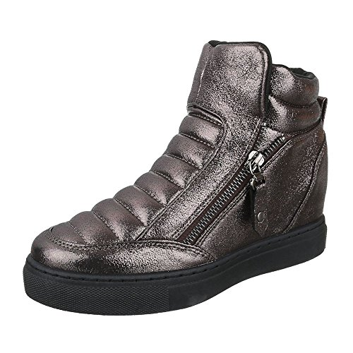 Ital-design, Sneaker Femme Bronze
