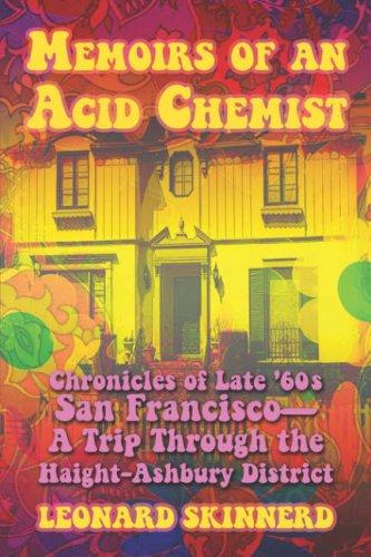 Memoirs of an Acid Chemist Cover Image