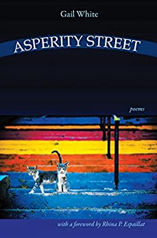 Asperity Street - Poems (English Edition) di [White, Gail]