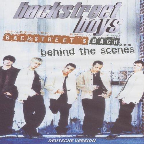 Backstreet Boys - Behind the Scenes [VHS]