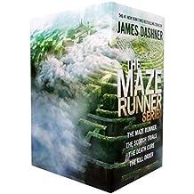 The Maze Runner Series Boxed Set by James Dashner (2015-08-04)