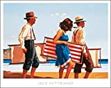 Migneco & Smith l'Affiche ILLUSTREE Jack Vettriano Sweet Bird of Youth Poste r Stampa Artistica in Offset cm.46 x 50 cod.454650