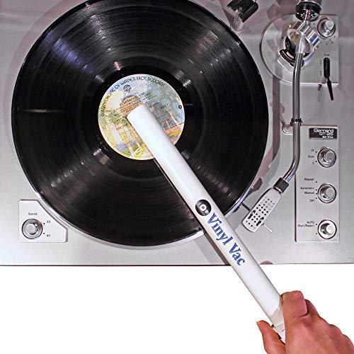 Vinyl VAC 33-Reinigung von Vinyl-Schallplatten, Record Vakuum Zauberstab, für Tiefe Reinigung (Legt, um Ihren Vakuum Schlauch) - Vac Vinyl