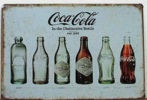vintage-style-coca-cola-in-the-distinctive-bottle-retro-metal-wall-poster-sign-plaque-30x20cm
