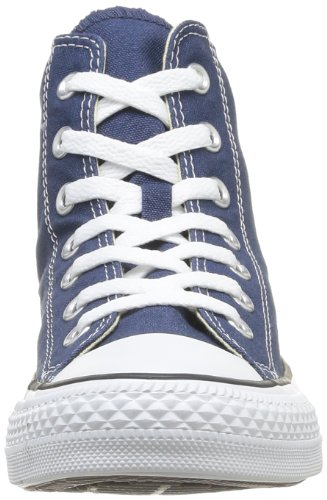 Converse All Star Hi Canvas, Scarpe da Ginnastica Unisex – Adulto Blu (Blau/Navy)