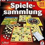 Schmidt-Spiele 49139 - Die 111er Spielesammlung