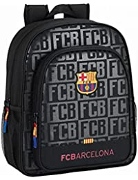 Karactermania Fc Barcelone Sac, 44 cm, 26 litres Noir