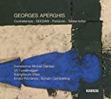 Aperghis: Teeter-Totter by G. Aperghis (2012-05-08)