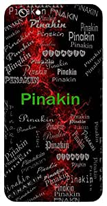 Pinakin (Lord Shiva) Name & Sign Printed All over customize & Personalized!! Protective back cover for your Smart Phone : SONY E-4