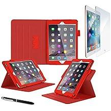 iPad Mini 4Funda, rooCASE Dual View Pro–Soporte de iPad Mini 4multi-viewing Folio Case Smart Cover para Apple iPad Mini 4(2015)