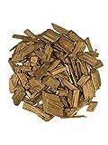 Pflanzwerk® fioriera Legno pregiato Decorativo Scaglie di Legno Organico Oro 5l *Resistente alle intemperie* *Protezione UV* *Prodotti di qualità*