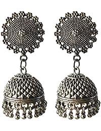 Mac Lawrence Traditional Jewellery Handmade Stylish Fancy Party Wear Jhumki/Jhumka Earrings For Women And Girls...