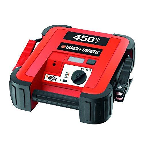 50-QW Sofort-Starthilfe 450A, Verpolungsschutz (Black Decker Power)