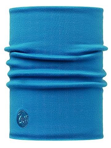 Buff Erwachsene Merino Wool Thermal Multifunktionstuch, Solid Ocean, One size