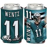Wincraft 3208521263 12 oz Philadelphia Eagles Carson Wentz Can Cooler